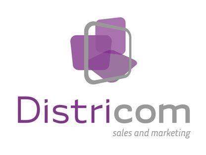 Logo de Districom