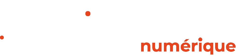 Logo de Biosens numérique blanc